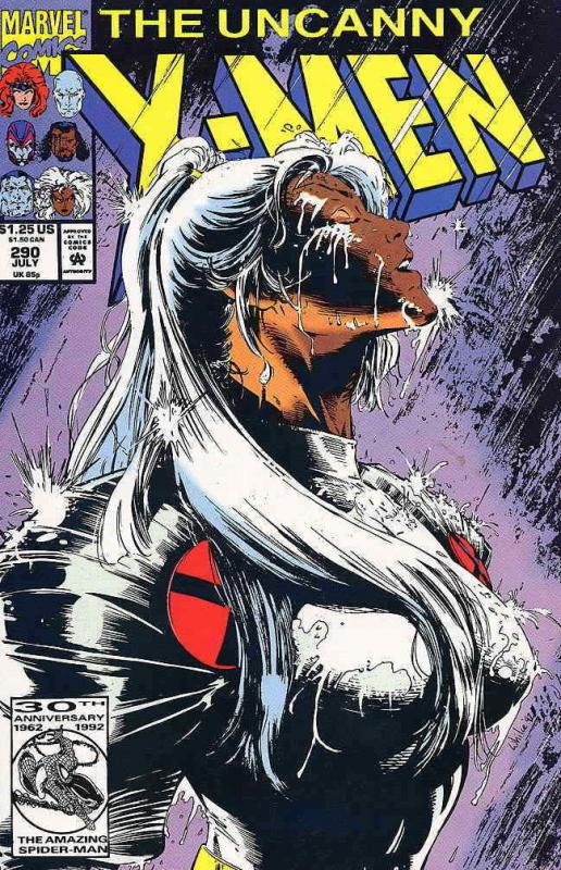 Uncanny X-Men, The #290 VF/NM; Marvel | save on shipping - details inside
