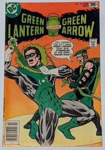 Green Lantern #101 (Feb 1978, DC) VF- 7.5 Hector Hammond appearance