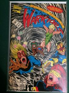 The New Warriors #32 Forces of Darkness, Forces of Light part 1