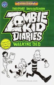 Zombie Kid Diaries Holiday Special #2013 FN; Antarctic | save on shipping - deta