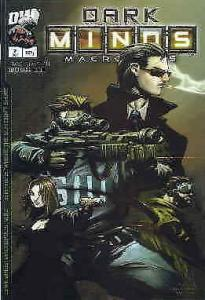 Darkminds: Macropolis (Vol. 2) #2 VF/NM; Dreamwave | save on shipping - details