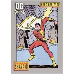 1991 DC Cosmic Cards - SILVER AGE SHAZAM! #14