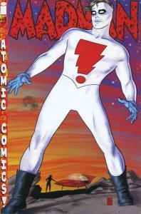Madman Atomic Comics #8 VF/NM; Image | save on shipping - details inside