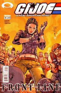 G.I. Joe: Frontline #9 VF/NM; Image | save on shipping - details inside