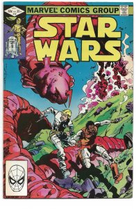 Star Wars (1977) #59 Direct Edition