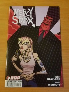 Mercy Sparx #4 ~ NEAR MINT NM ~ (2009, Devil's Due Publishing Comics)