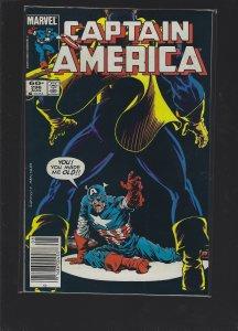 Captain America #296 (1984)