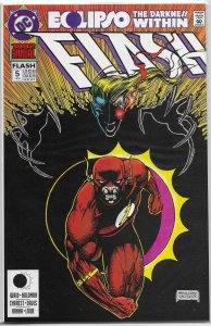 Flash   vol. 2  Annual   # 5 VF (Eclipso: Darkness Within)