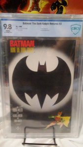 Batman: Dark Knight Returns #3 - CBCS 9.8 - Part 3 of 4