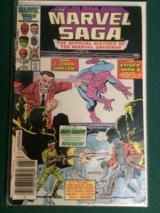 The Marvel Saga #7