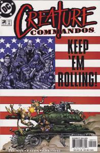 Creature Commandos #2