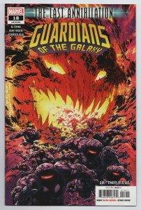 Guardians Of The Galaxy #18 Main Cvr (Marvel, 2021) NM