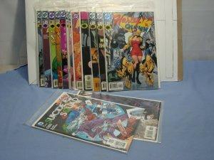 Harley Quinn DC Comics LOT 14 Books Suicide Squad Catwoman Joker Last Laugh L@@K