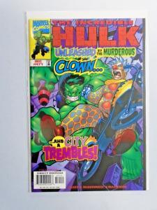 Incredible Hulk (1st Series) #471, NM - 1998
