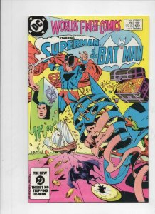 WORLD'S FINEST #305, NM, Batman, Superman, Null Void, 1941 1984, more in store
