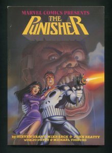 Punisher Circle of Blood TPB (Zeck/Grant) / 9.0 VFN/NM 1st Print 1988