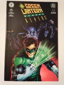 Green Lantern vs. Aliens #1 (2000)