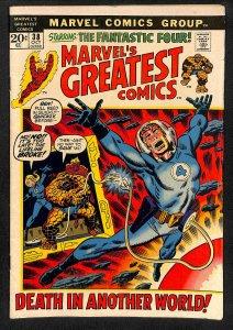 Marvel's Greatest Comics #38 (1972)