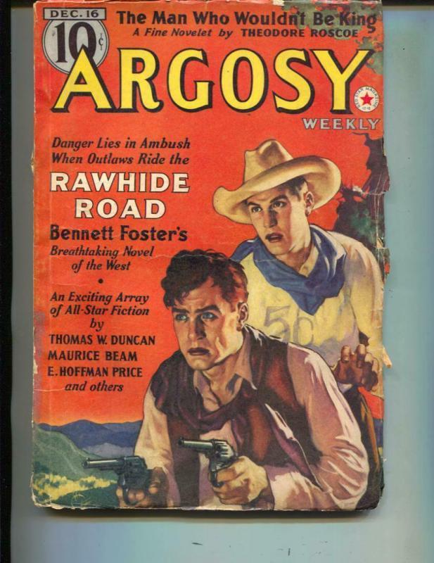 Argosy-Pulp-12-1939-Thomas Duncan-Theodore Roscoe-Robert Carse