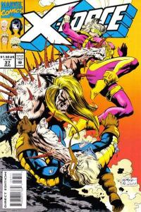 X-Force (1991 series) #37, NM (Stock photo)