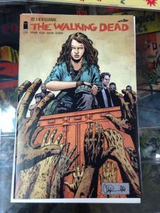 Walking Dead 127 NM/NM+ 7 first appearances
