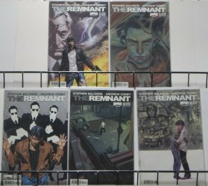 THE REMNANT (Boom,2008) #1-4 VF-NM COMPLETE! Stephen Baldwin, Andrew Crosby