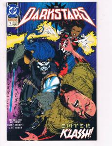 The Darkstars #9 VF DC Comics Comic Book Friedman 1993 DE22