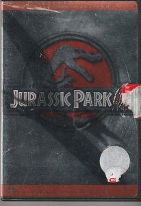 Jurassic Park III DVD   Back To The Island !