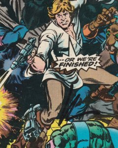 Star Wars Signed #2 (Jul-77) VF/NM High-Grade Luke, Han, Leah, Chewbaca, Obi-...