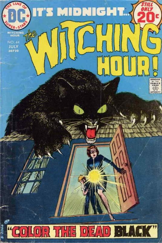 Witching Hour #44 FN; DC   save on shipping - details inside