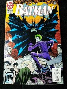Batman #491 (Apr 1993, DC)