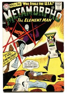METAMORPHO #3 ELEMENTS  WILD ACTION 1965 DC SUPER HERO FN