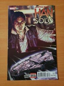 Star Wars Han Solo #3 ~ NEAR MINT NM ~ 2016 Marvel Comics