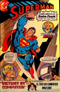 Superman in Victory by Computer #1 (1981)