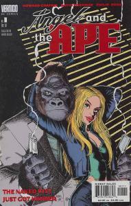 Angel and the Ape (Vertigo) #1 VF/NM; DC/Vertigo | save on shipping - details in