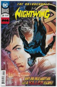 Nightwing #39 Rebirth Main Cvr (DC, 2018) NM