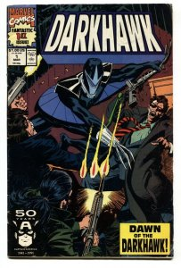 Darkhawk #1 First appearance comic book 1991 VG