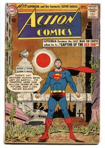 ACTION COMICS #300 comic book 1963-SUPERMAN-Classic Issue! VG