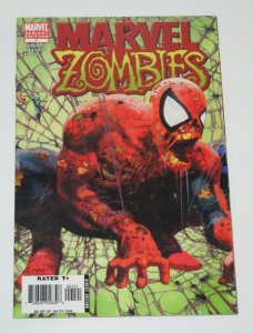 Marvel Zombies #1 Second Printing Spider-Man #1 Homage Variant 2006 Marvel VF/NM