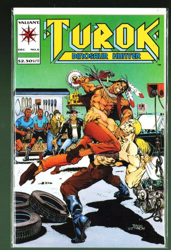 Turok, Dinosaur Hunter #6 (1993)