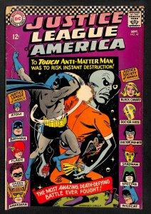 Justice League of America #47 (1966)