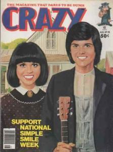 Crazy (Magazine) #28 VG; Marvel | low grade comic - save on shipping - details i