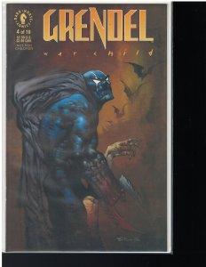 Grendel: War Child #4 (Dark Horse, 1992)