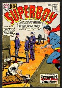 Superboy #91 (1961)