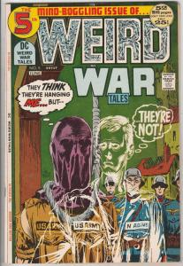 Weird War Tales #5 (Jun-72) VF/NM High-Grade