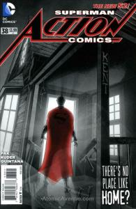 Action Comics (2nd Series) #38 VF/NM; DC | save on shipping - details inside