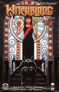 WITCHBLADE  (1995 Series) (#1-185, #500) (IMAGE) #160 A Near Mint Comics Book