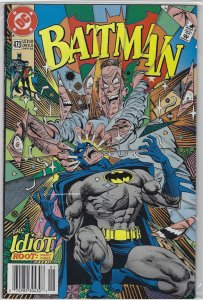 Batman #473