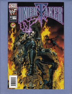 Undertaker #3 NM Chaos Comics 1999