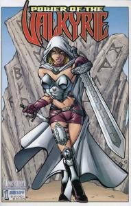 Power of the Valkyrie #1A VF; Arcana | save on shipping - details inside